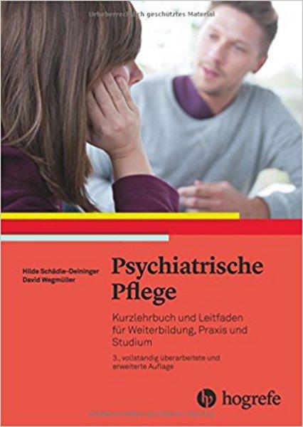 Schadle Deininger Wegmuller Psychiatrische Pflege Psychiatrienetz